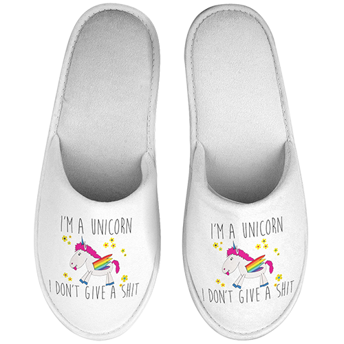 Im A Unicorn I Dont Give A Shit