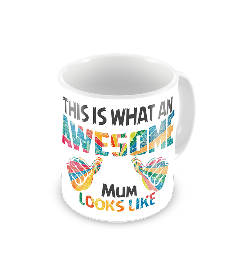 Awesome Mum Coffee Mug