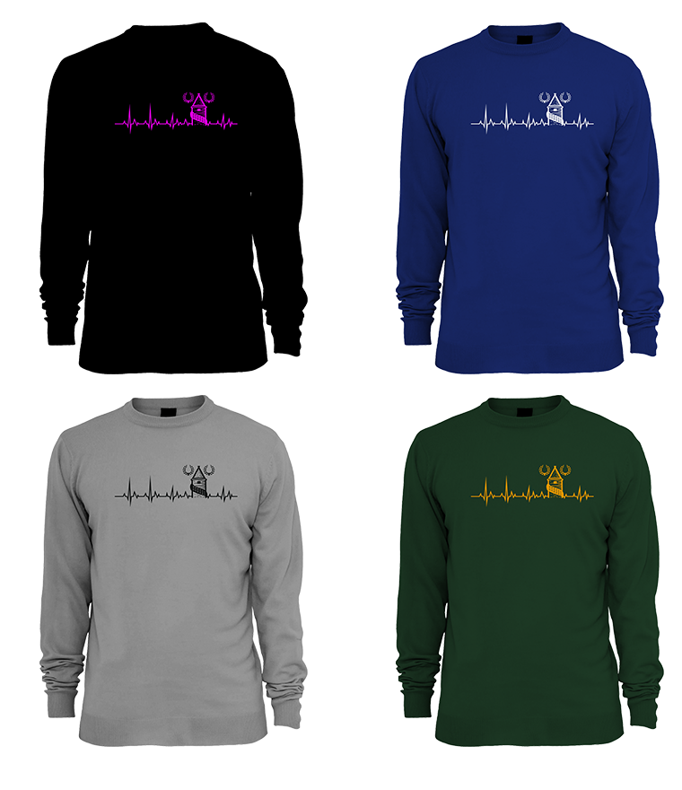 Everton Heartbeat Jumper Collection