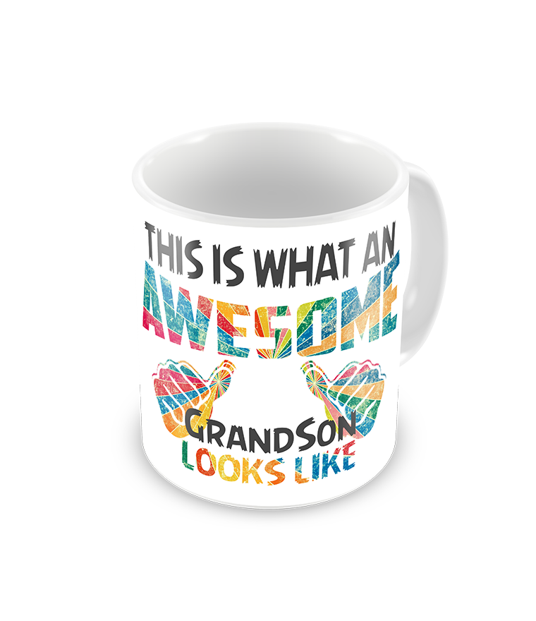 Awesome Grandson Coffee Mug