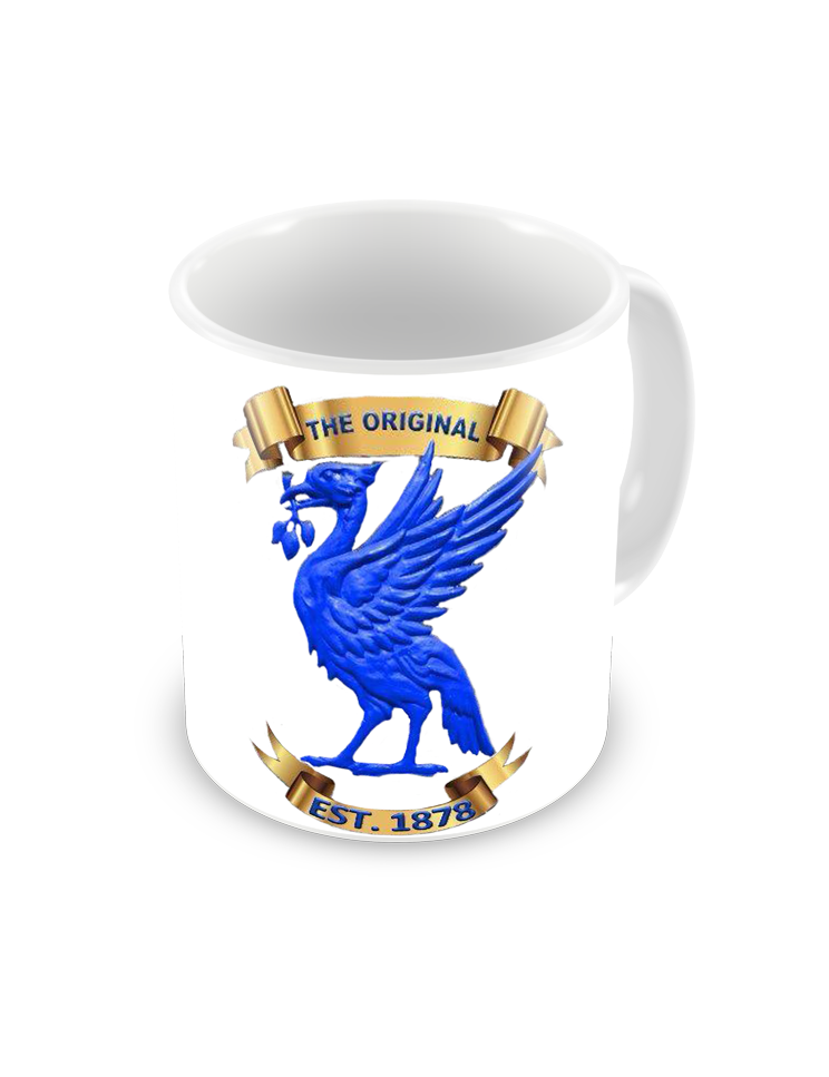 Everton The Originals Coffee Mug