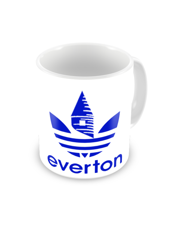 Everton Adidas Coffee Mug