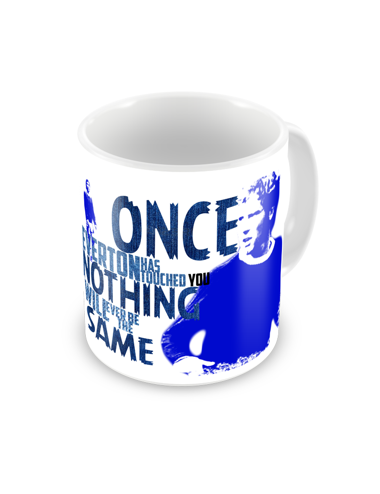 Everton Alan Ball Quote Coffee Mug