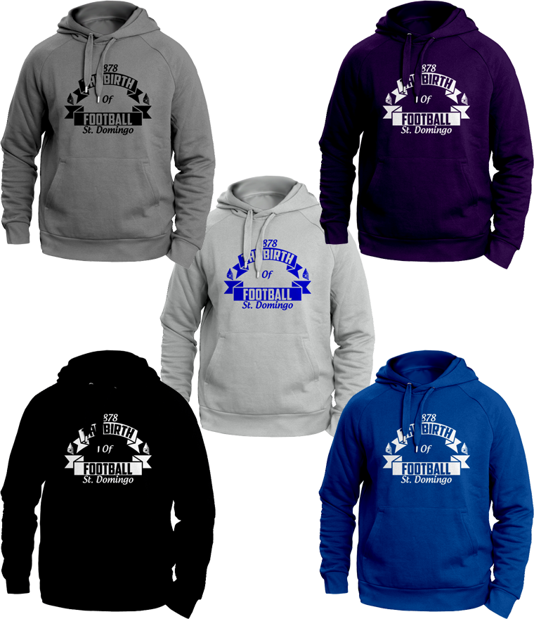 Everton 1878 The Birth Of Football Hoody