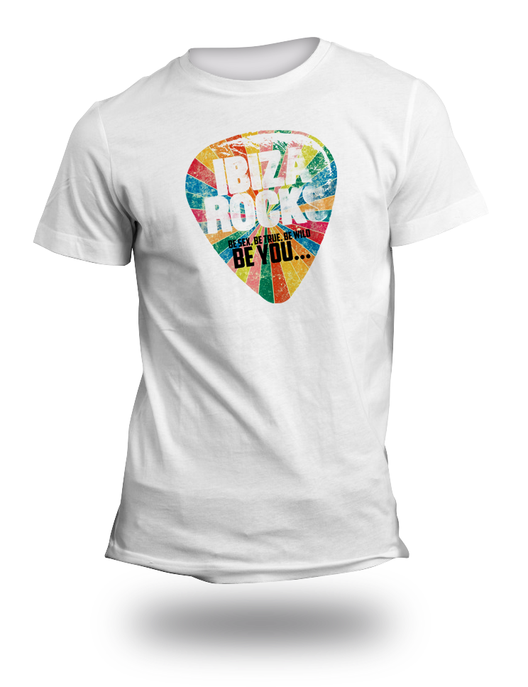 Ibiza Rocks Be Sexy Be You TShirt