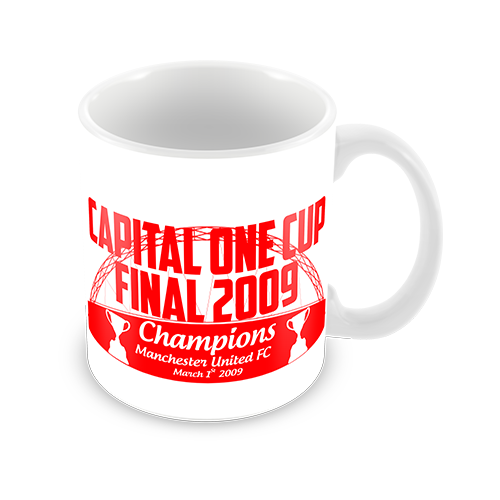 Capital One Cup Final Winners 2009