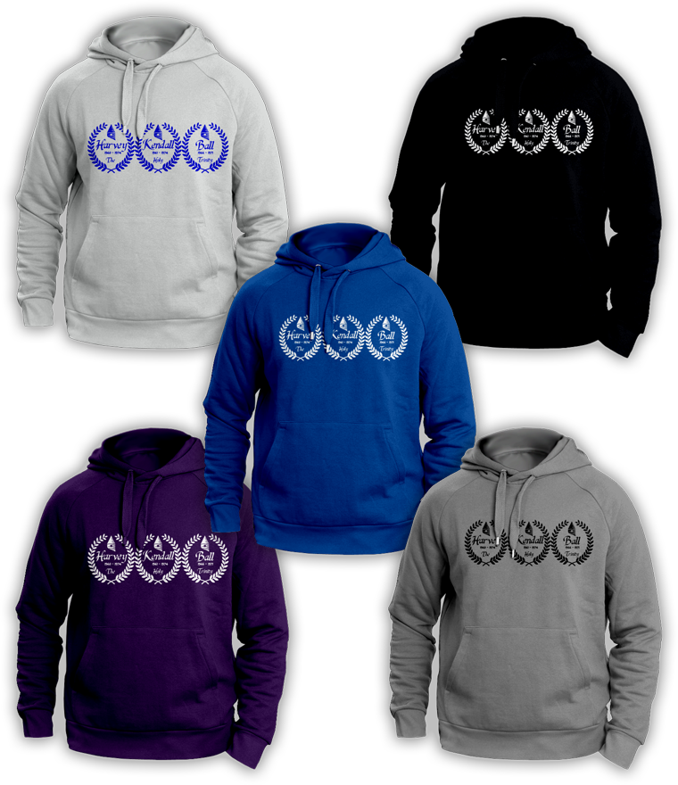 Everton The Holy Trinity Hoody