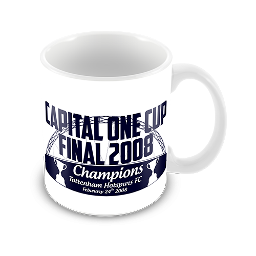 Capital One Cup Final Winners 2008