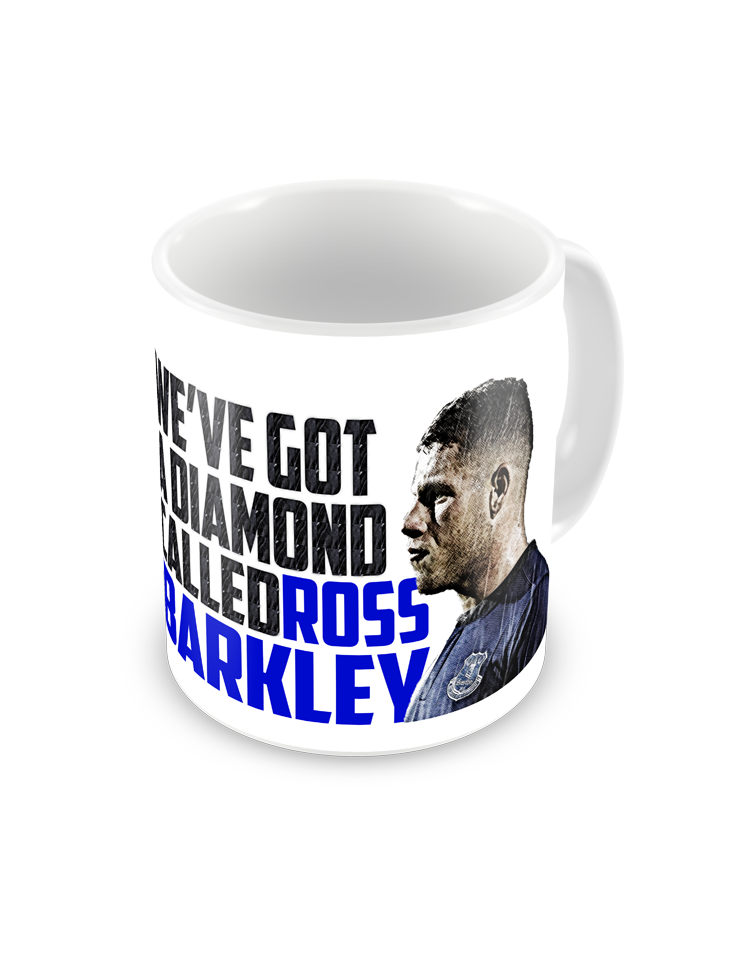 Everton Ross Barkley Coffee Mug