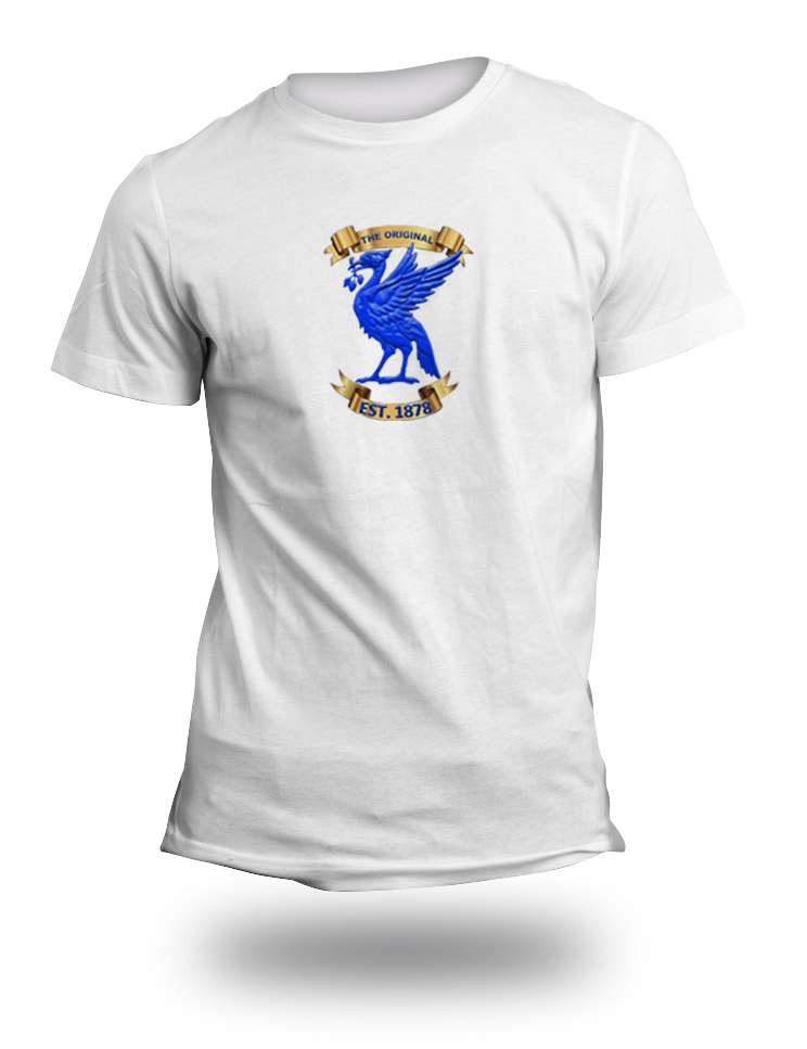 Everton Original Blue Bird TShirt