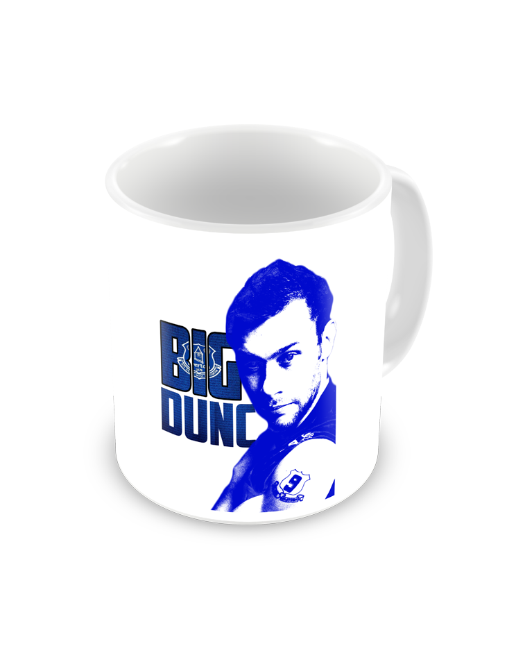 Everton Big Dunc Coffee Mug