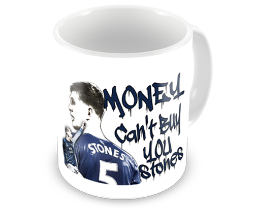 Money Cant Buy You Stones Everton Coffee Mug
