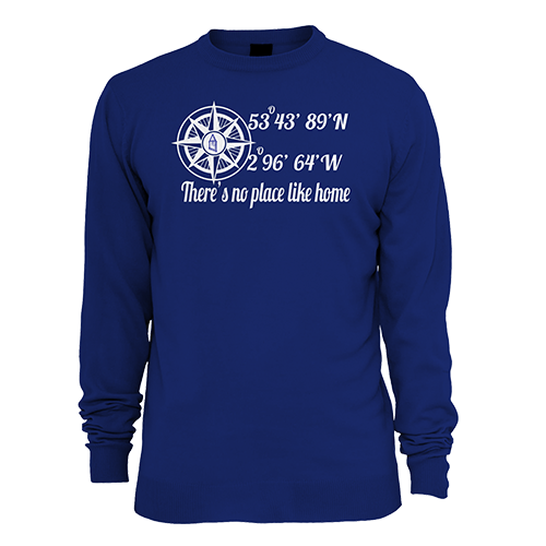 Everton Football Club Compass Sweatshirt